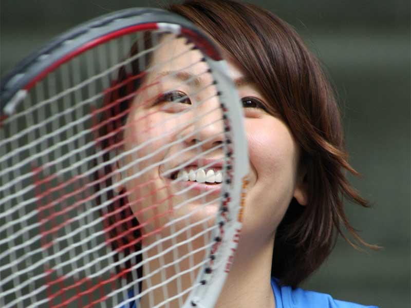 テーマに合わせてテニスを楽しめる